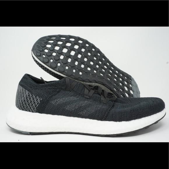 ac98135a2 adidas Shoes | Pureboost Go Mens Running Oreo Black | Poshmark